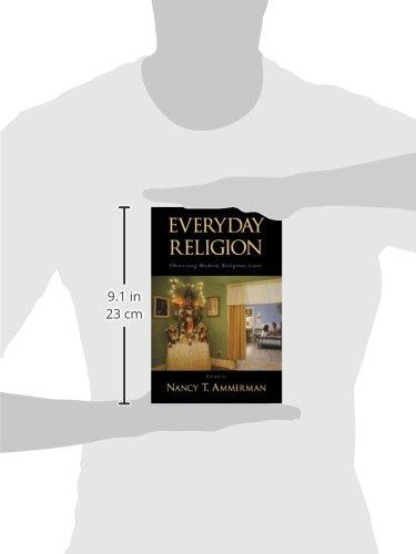 Everyday Religion: Observing Modern Religious Lives: Nancy ...