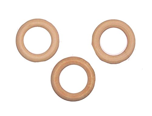 3-organic-beeswax-coated-maple-wood-teether-rings-set-of-three-3-inch-baby-teething-toys