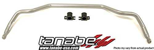 Tanabe DS0070F Sustec 30.4mm Diameter Front Sway Bar for 1989-1994 Nissan 240SX ()