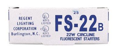 Cooper Lighting Llc Starter Fluor 22W Crclin Case Of 25, Cooper Lighting Llc (Fluor Starter)