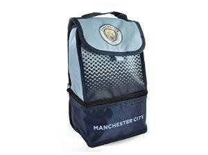 Man City Fade Design Lunch Bag