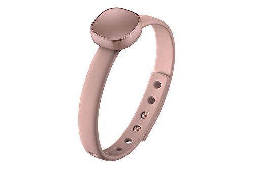 Samsung EI-AN920BPEGWW Charm, Aktivitäts-Tracker mit LED-Anzeige - Rose quartz