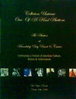 The Auction at Mandalay Bay Resort & Casino (October 30th, 1999)