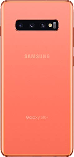 Samsung Galaxy Cellphone - S10+ Plus AT&T Factory Unlock (Flamingo Pink, 128GB)