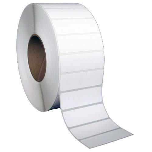 (3x1 inch Thermal Transfer Paper Labels - White - Rolls - 8