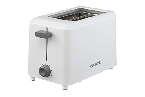 Courant CTP-2701W Cool Touch 2-Slice Toaster, - Best Sellers For Toaster Oven