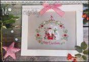 Christmas Portrait Cross Stitch Chart