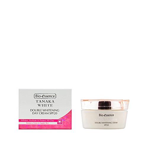 Bio-Essence Tanaka White Cream SPF20 50g - Shop Mall Avalon