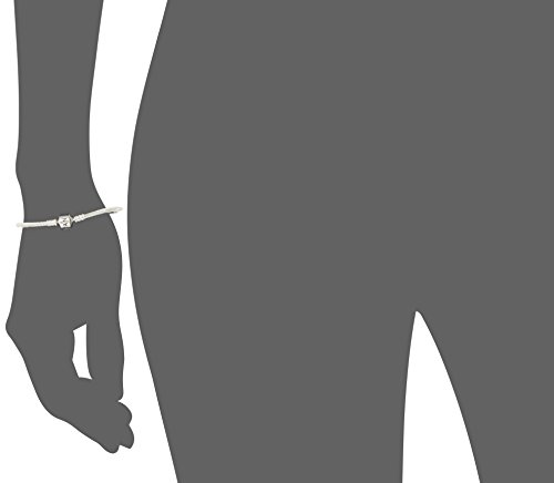 Pandora Women's 590702HV-18 Sterling Silver Barrel Clasp Bracelet, 7.1 Inch by PANDORA (Image #2)