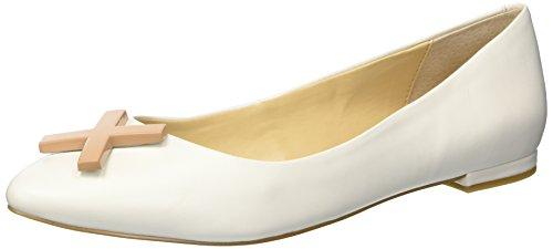 Katy Perry Women's The Harra Ballet Flat Ivory OH23Shq8