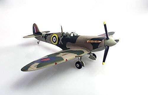 - FloZ WWII British Spitfire MK VB 1/72 diecast Plane Model Aircraft