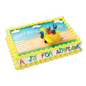 Cake Decorating Kit Of The Month : Amazon.com: Sesame Street Grover & Elmo Plane Cake Kit: Toys & Games