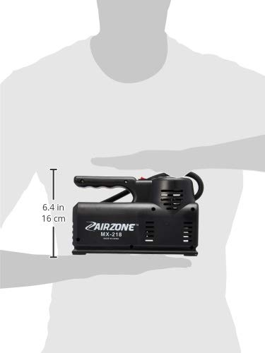 Amazon.com: Portable Air Compressor Pump 110V AC 12V DC - Extra long 21