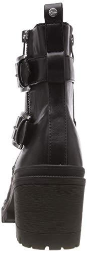 25907 Noir Black 31 1 Botines Femme Tamaris BHw6TqPq