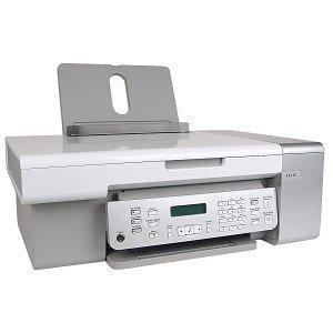 Lexmark X5340 USB 2.0 All-in-One Color Inkjet Printer Scanner Copier Fax Photo Printer