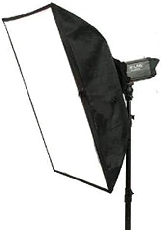 Portable Rectangular Studio Strobe Softbox with Bowens Stand for Studio Flash YTBLF Soft Light Cover