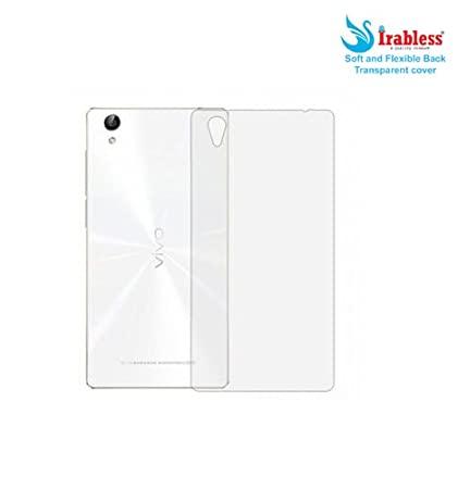 reputable site 2ec7c 2d4b2 VIVO Y51L Back Cover, IRABLESS Soft TPU Transparent: Amazon.in ...