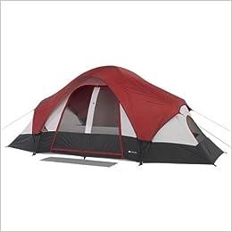 Amazon com: Ozark Trail 8-Person Dome Tent (Dome Tent