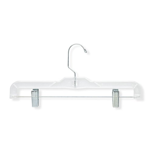 Honey Can Do HNGT01180 Crystal Hangers 12 Pack