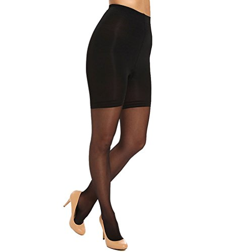 donna-karan-hosiery-signature-sheer-satin-pantyhose-small-black