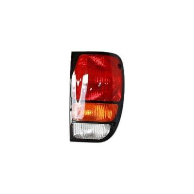 TYC 11-3237-01 Mazda Pickup Passenger Side Replacement Tail Light Assembly: Automotive