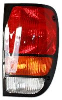 TYC 11-3237-01 Mazda Pickup Passenger Side Replacement Tail Light Assembly Mazda Pickup Parts