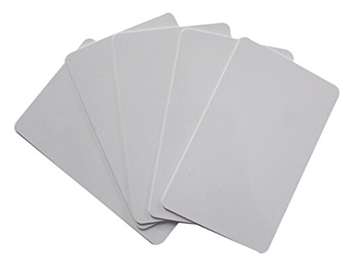 10pcs UID Card 13.56MHz Rfid PVC Thin Uid Changeable block 0 writable Card KingOne