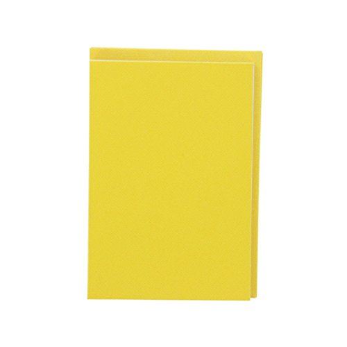 American Crafts Ms. Sparkles & Co. Paperie Cards and Tags Set - Stationery, Arts and Crafts Material - Yellow by American Crafts