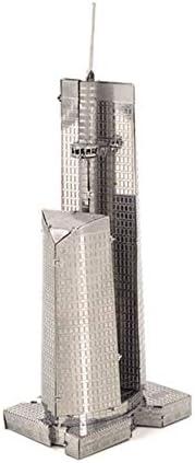 すべての金属ステンレス鋼をibuilding 3Dメタルモデルキットパズルジグソーパズル