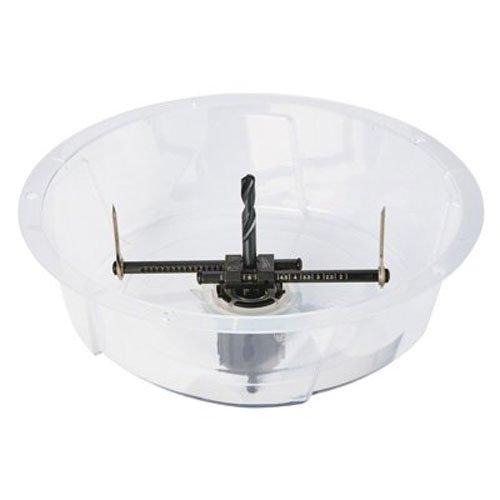 adjustable hole cutter - 7
