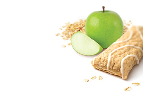 Appleways Simply Wholesome Oatmeal Bars Caddy, Apple, 15 (Apple Oatmeal Cookies)