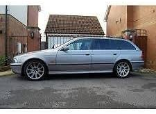 PSSC Pre Cut Rear Car Window Films for BMW 5 Series Estate 1999 to 2004 05/% Very Dark Limo Tint