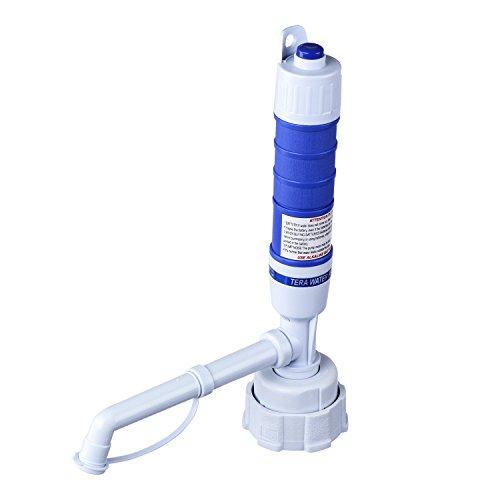 (TERA PUMP BPA FREE 5-6 Gallon Water Bottle Pump powered by Battery)