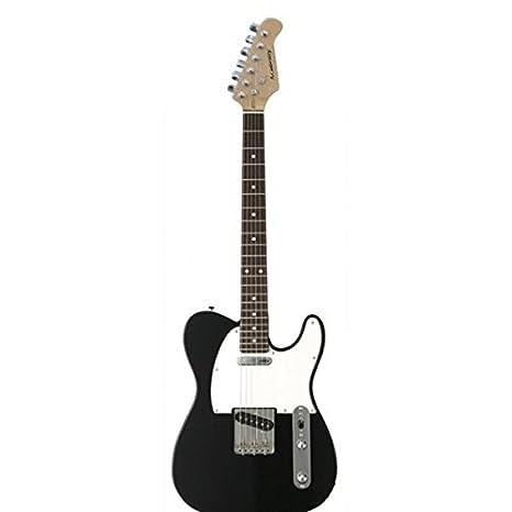 Guitarra Academy tipo Telecaster 600 B: Amazon.es: Instrumentos musicales