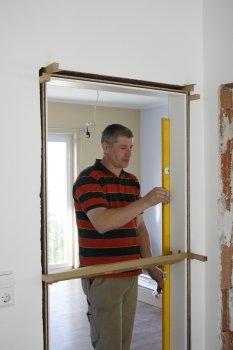 Z Fix Türspreizen Montagehilfe Einbau 2er Set Zimmertür