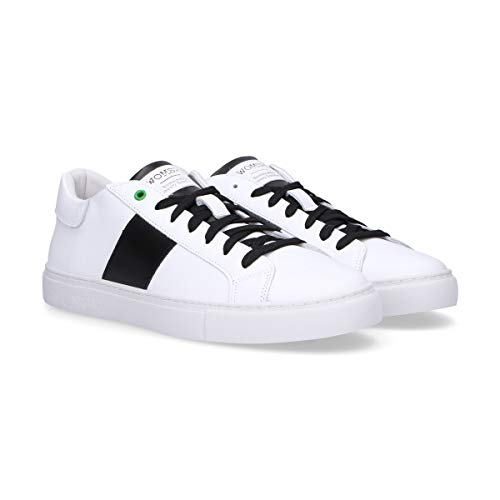 WOMSH Baskets Blanc S280651 Homme Cuir rWOTr0nq
