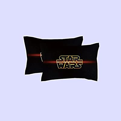 Star War Series Bedding Sets - MeMoreCool 100% Polyester Home Textiles US Standard Sizes Best Gift for Movie Fans Twin 3 Pieces