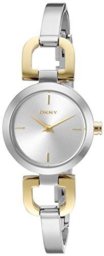 DKNY Women's NY8609 READE Silver Watch