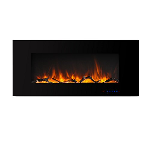 42 electric wall fireplace - 8