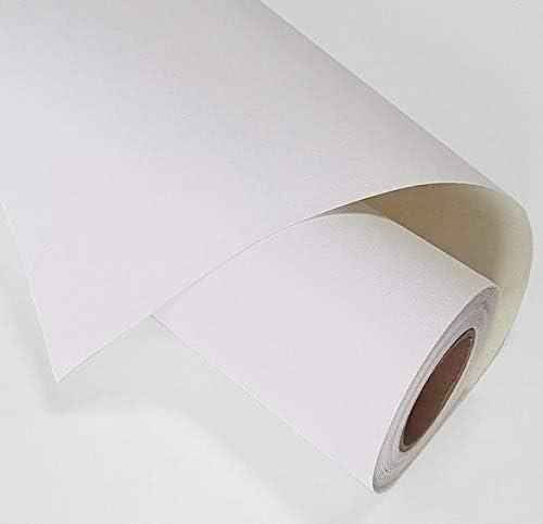 Rollo de lona de 17 pulgadas para inyección de tinta, 100% algodón ...