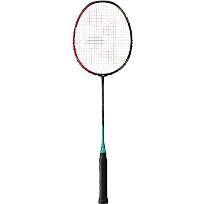 Image of Badminton Yonex Astrox 88 D / Y 2018 New Badminton Racket (88D Ruby Red, Strung with NG99 @24lb)