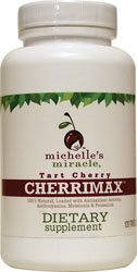 Michelle's Miracle Cherri Max, 120-Count Packages