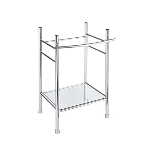 American Standard 8719000.002 - EDGEMERE CONSOLE TABLE LEGS - CHR - American Standard Console