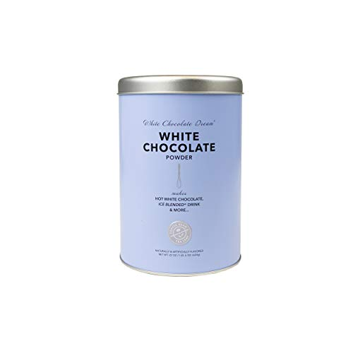 The Coffee Bean & Tea Leaf White Chocolate Powder, 22-Ounce Container ()