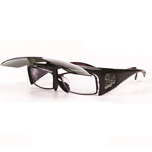 al de de para sun Viajes de se de Que Puede Gafas Ocio convertir de deslumbramiento Nocturna en glasse LYLLB Pesca conducen visión Sol polarizado Gafas Libre C Trabajos Aire Espejo T4Zw7dpx