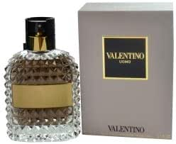 Valentino 266096 5 oz Uomo Eau De Toilette Spray for Men