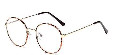 retro delgado Embryform de la de gafas paquete flor 9728 Marco marco de avxFwvf