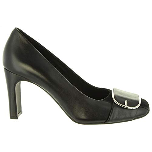 black C9999 D Negro Mujer High Vivyanne Para Geox De D Zapatos Tacón vRPnqZx