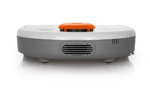 Neato Robotics Botvac 70e Robot Aspirador, 36 W, 60 Decibeles, Blanco, Gris y Naranja: Amazon.es: Hogar