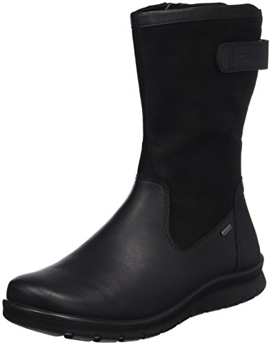 ECCO Women's Women's Babett Gore-Tex Winter Boot, Black, 41 EU/10-10.5 US ()